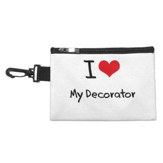 I Love My Decorator Accessory Bag