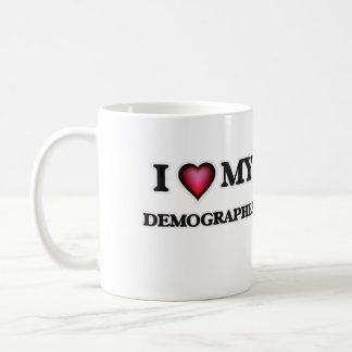 I love my Demographer Coffee Mug
