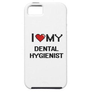 I love my Dental Hygienist iPhone 5 Case