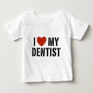 I love My Dentist Tee Shirt