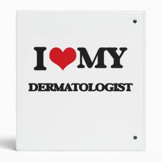 I love my Dermatologist Binders