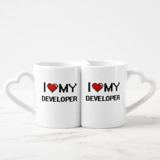 I love my Developer Couples' Coffee Mug Set
