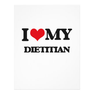 I love my Dietitian Flyer