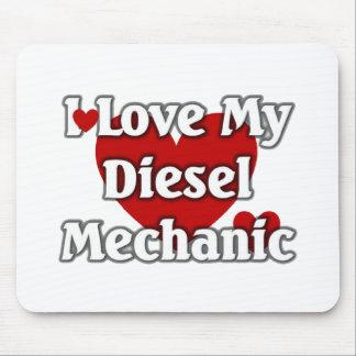 I love my Disel Mechanic Mouse Pad
