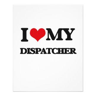 I love my Dispatcher Flyer Design