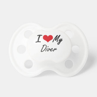 I love my Diver Pacifier