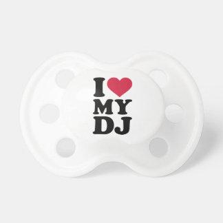I love my DJ Baby Pacifier