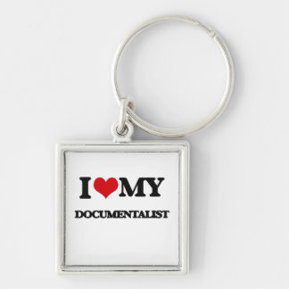 I love my Documentalist Key Chain