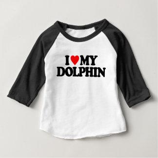 I LOVE MY DOLPHIN BABY T-Shirt