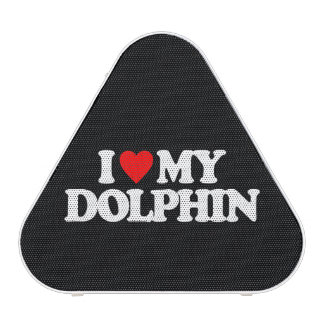 I LOVE MY DOLPHIN BLUETOOTH SPEAKER