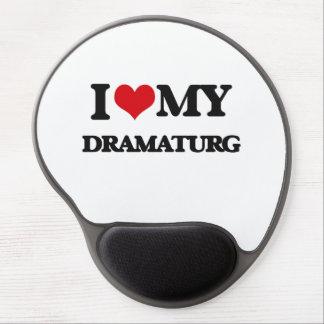 I love my Dramaturg Gel Mouse Mat