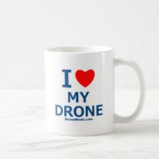 I Love My Drone Coffee Mug
