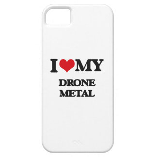 I Love My DRONE METAL Case For iPhone 5/5S
