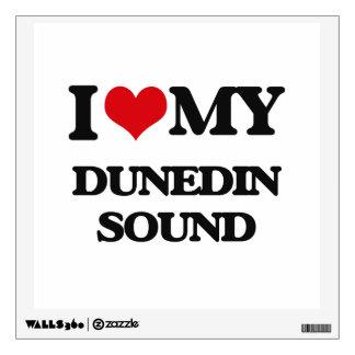 I Love My DUNEDIN SOUND Wall Graphic