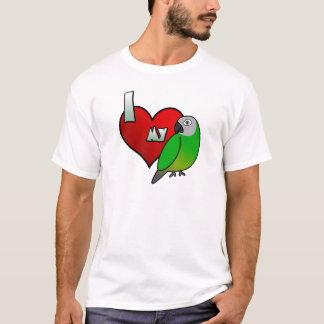 I Love my Dusky Conure T-Shirt
