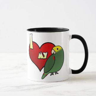 I Love my DYH Amazon Mug