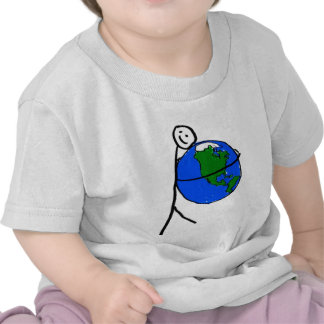 I love my earth children s drawing by healing love shirts