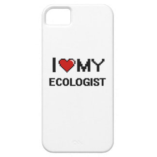 I love my Ecologist iPhone 5 Covers