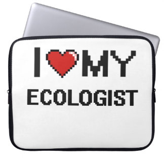 I love my Ecologist Computer Sleeves