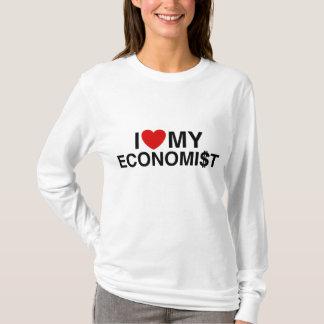 I Love My Economist T-Shirt