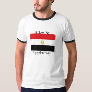I love my Egyptian wife T-Shirt