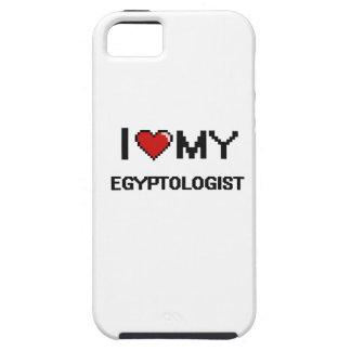 I love my Egyptologist iPhone 5 Cover