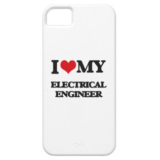 I love my Electrical Engineer iPhone 5 Case
