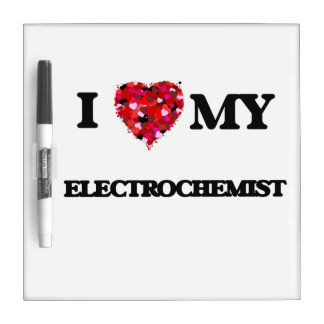 I love my Electrochemist Dry-Erase Board