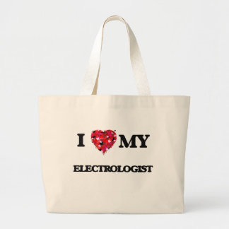 I love my Electrologist Jumbo Tote Bag