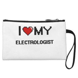 I love my Electrologist Wristlet Clutch