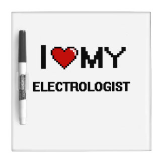 I love my Electrologist Dry Erase Boards