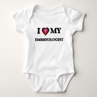 I love my Embryologist Baby Bodysuit