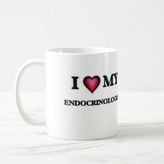 I love my Endocrinologist Coffee Mug