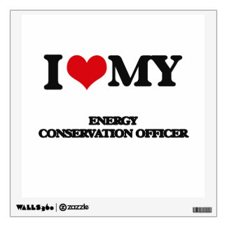 I love my Energy Conservation Officer Room Graphics
