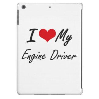 I love my Engine Driver iPad Air Case