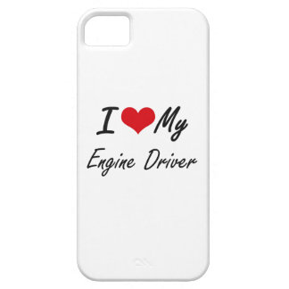I love my Engine Driver iPhone 5 Case