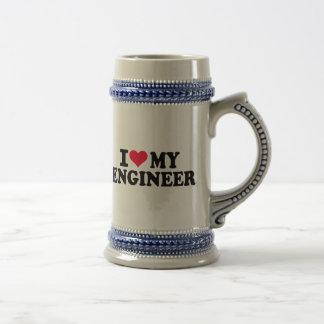 I love my Engineer Beer Stein