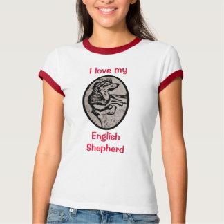 I love my English Shepherd T-Shirt