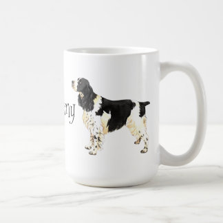 I Love my English Springer Spaniel Coffee Mug