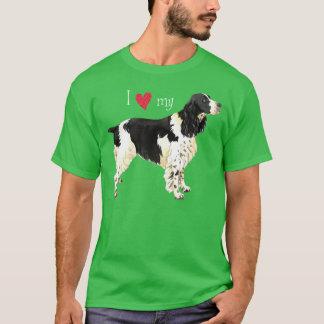 I Love my English Springer Spaniel T-Shirt