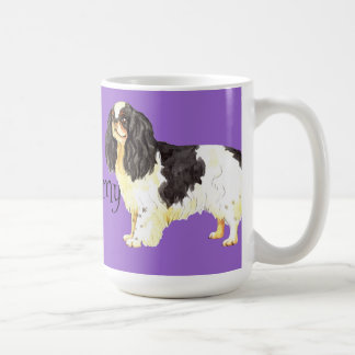 I Love my English Toy Spaniel Mug