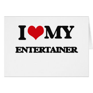I love my Entertainer Card