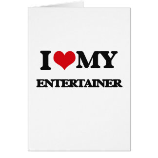 I love my Entertainer Cards
