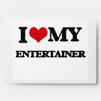 I love my Entertainer Envelopes