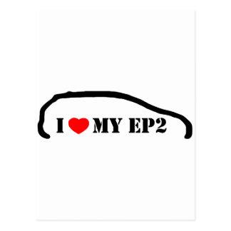 I love my EP2 Post Card