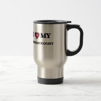 I love my Epidemiologist Travel Mug