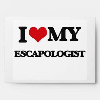 I love my Escapologist Envelopes