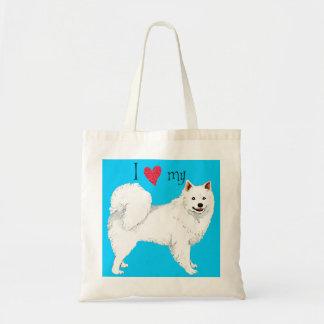 I love my Eskie Tote Bag
