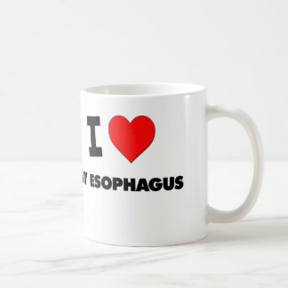 I love My Esophagus Coffee Mug
