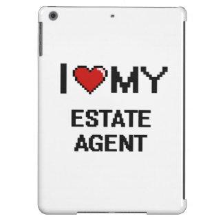 I love my Estate Agent iPad Air Cover